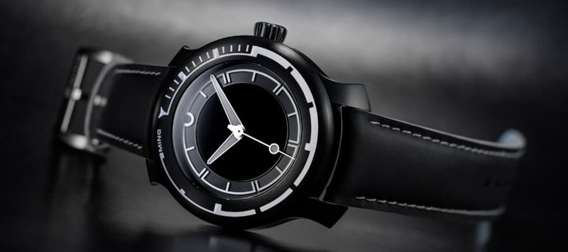Ming Unveils their First Dive Watch, the 18.01 H41