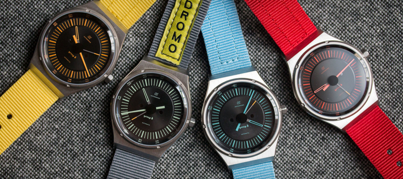 Nine Colorful Watches Just in Time for the Summer