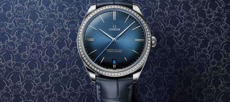 Omega Introduces their Latest Watch Made in Partnership with Orbis