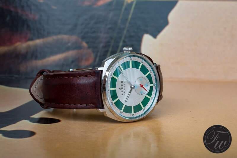 On the Wrist: Review of the Farer Manual Wind 37mm Lansdell