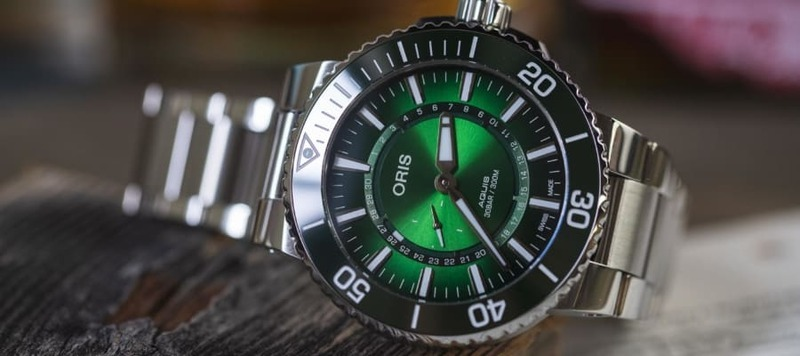 Oris Celebrates Ten Years of their Change For the Better Campaign
