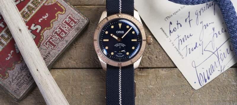 Oris Introduces their Latest Carl Brashear Limited Edition, Featuring the New Caliber 401 Movement