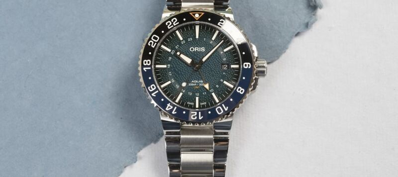 Oris Launches the Next Watch in their Change for the Better Campaign, the Whale Shark Limited Edition