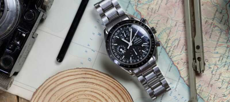 Owner's Review: the Omega Speedmaster Automatic Day-Date 3520.50.00