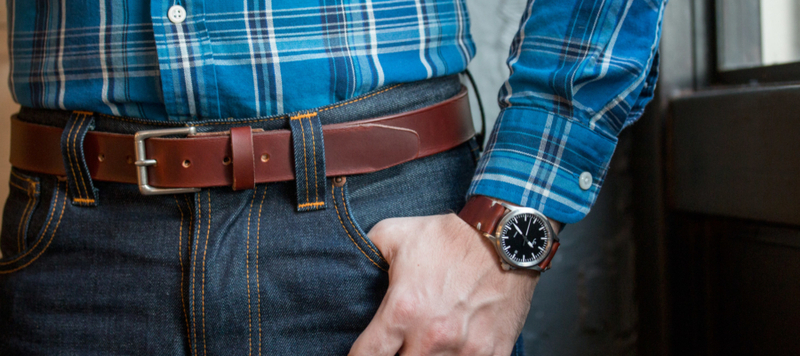 Product Highlight: American-made Belts and Wallets