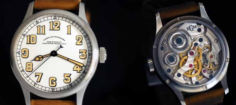 RGM Celebrates 25 Years with Three New Watches and the 801SW Caliber