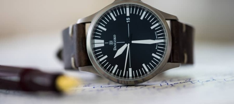 Review: Damasko DS 30—a Tool Watch You Can Slip Under a Cuff