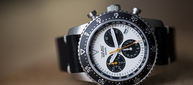 Review: Gavox Roads Chronograph Collection
