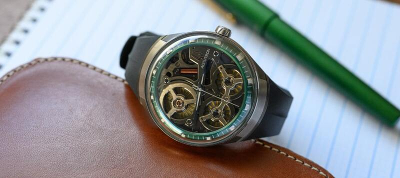 Review: The Accutron DNA