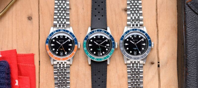 Review: The Baltic Aquascaphe GMT