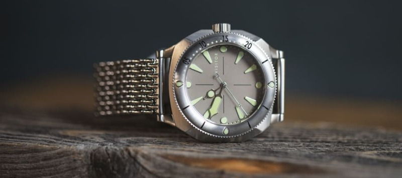 Review: Visitor Watch Co. Duneshore Shallows