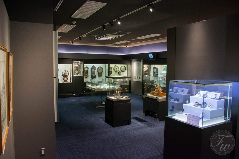SEIKO FACTORY VISIT – TRIP REPORT PART 3: Seiko Museum visit and interview with Mr Hattori