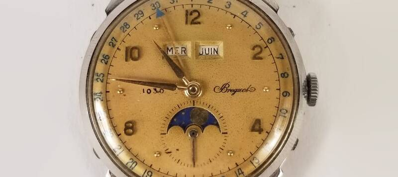 The Backyard Breguet: How an Exceedingly Rare Watch Made it to Auction