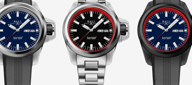 The Engineer Hydrocarbon DEVGRU, Designed with SEAL Team Six, May Be BALL's Toughest Watch Yet