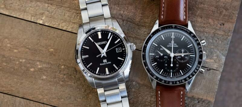 The Purge: Paring Down To a Two-Watch Collection – Ilya's Picks