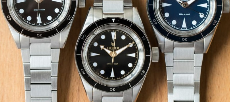 The Worn & Wound Podcast Ep. 85: Lauren and Lorenzo Ortega of Lorier Watches