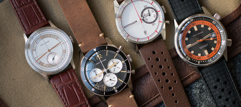 The worn&wound Podcast Ep. 20: a Chat with Dan Henry of Dan Henry Watches
