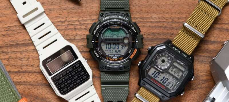 Three Casio Watches Under $30 That Prove Fun Doesn't Have To Be Expensive