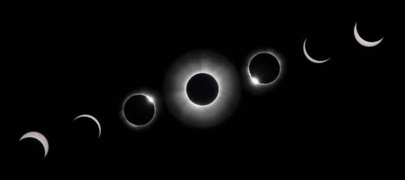 Time Off the Wrist: Eclipse 2017