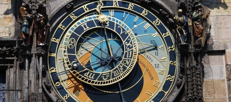 Time Off the Wrist: the Astronomical Clock of Prague