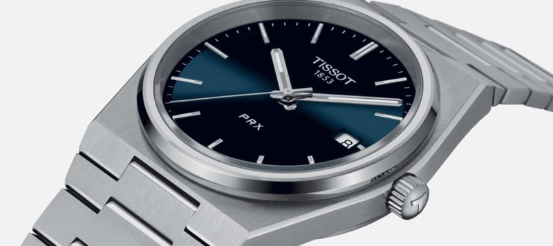 Tissot Introduces the PRX, a Value Oriented Integrated Bracelet Sports Watch