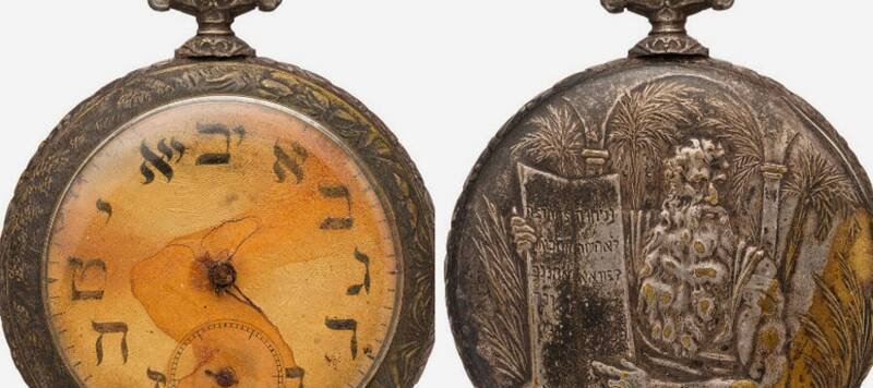 Titanic Victim's Pocket Watch Sells for over $50,000 at Auction