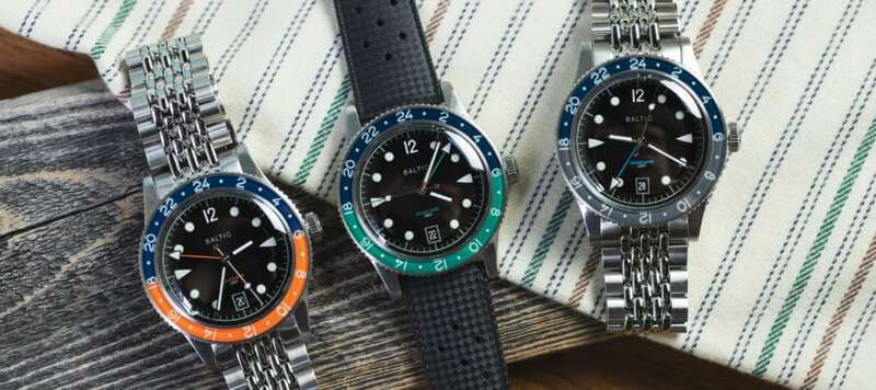 Video Interview: Etienne Malec of Baltic Watches