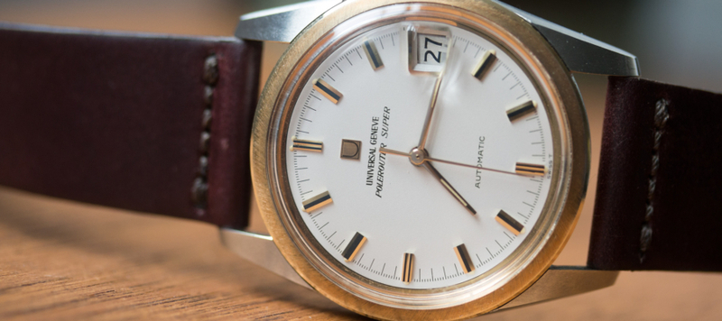 Watches, Stories, and Gear: Universal Genève Polerouter Super, Super Rare German Microcars, and More