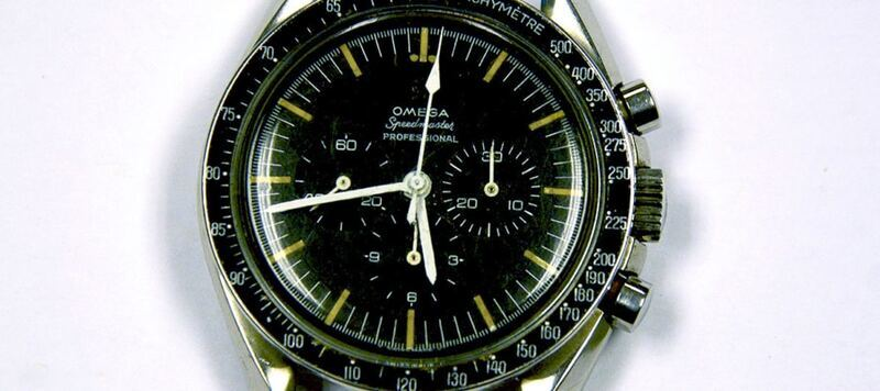 Watches, Stories, and Gear: an Astronaut's Stolen Speedmaster, the Apollo 11 Broadcast, the Song of the Summer of '69, and More