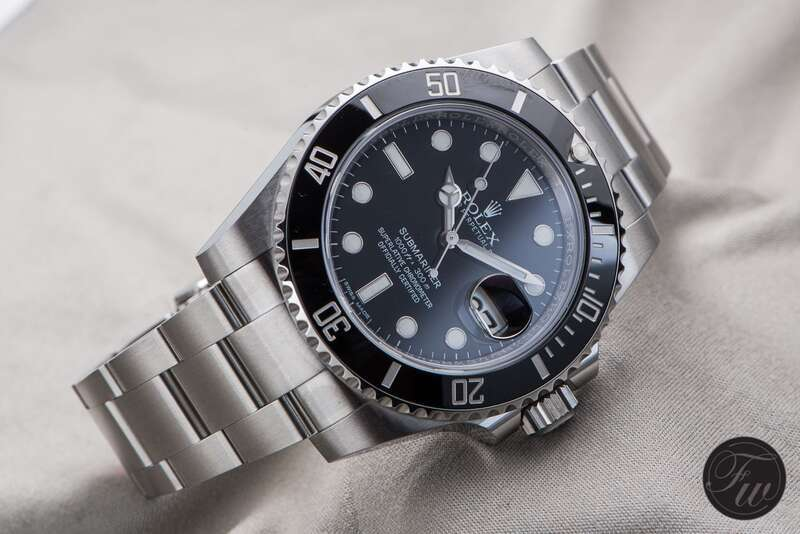 Why Are There No Stainless Steel Rolex Watches Available?