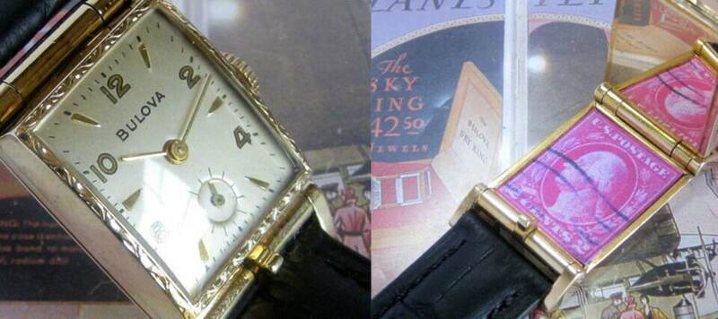 """eBay Finds: Bulova """"Tank"""" with a Secret Photo Compartment, Tissot Seastar, and More"""