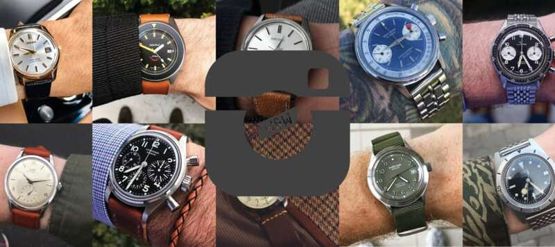 #wornandwound Instagram Round-Up with a Seiko Lord Marvel, a Sinn 101, and More